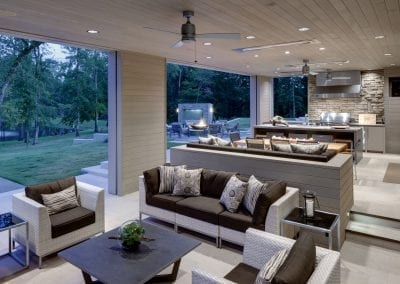 Outdoor Living Space by Seattle Style Remodel 4