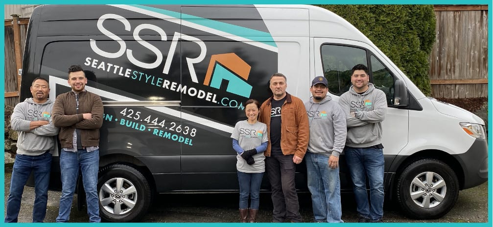 Seattle Style Remodel Team
