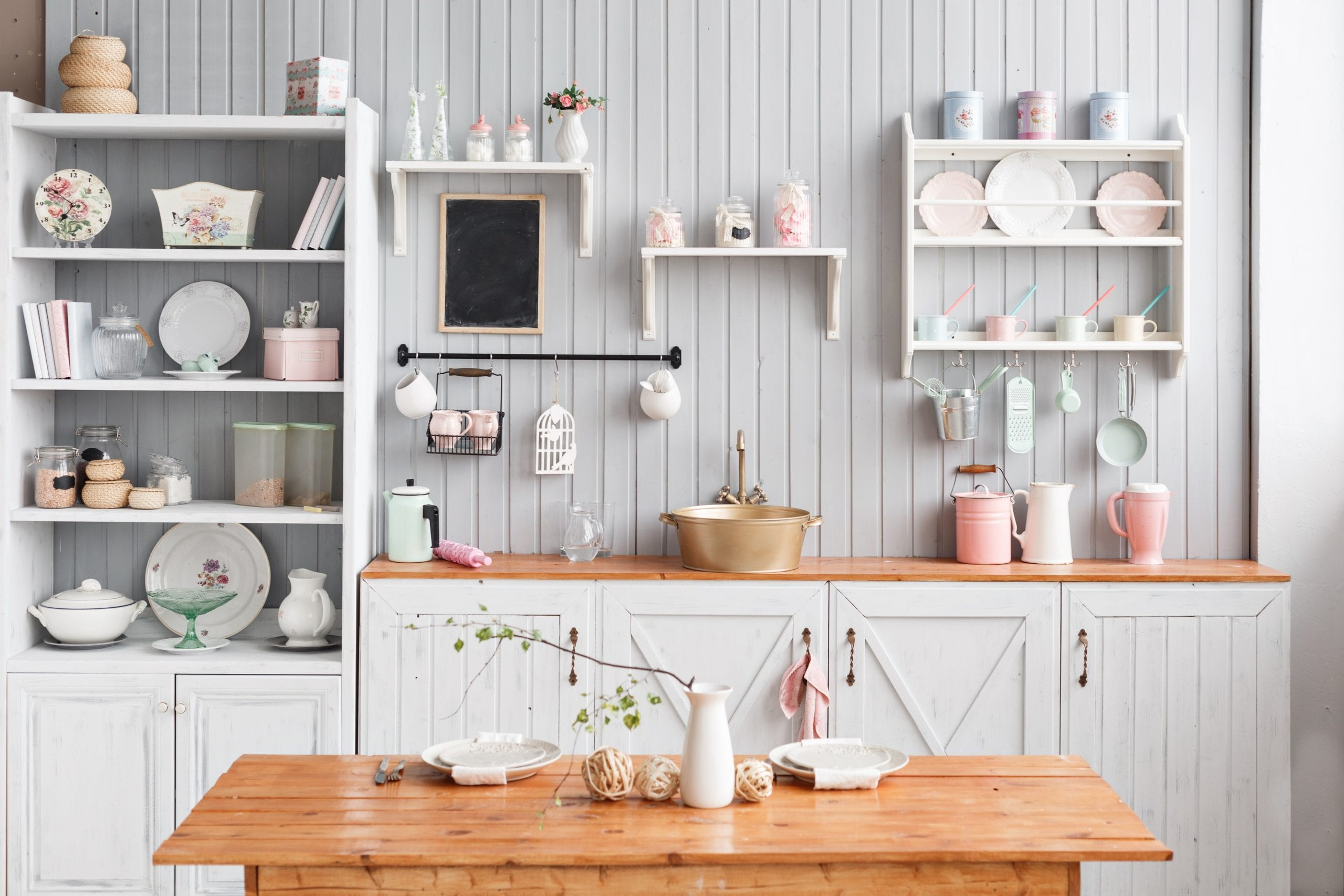 Keep Your Kitchen Cabinets Classic