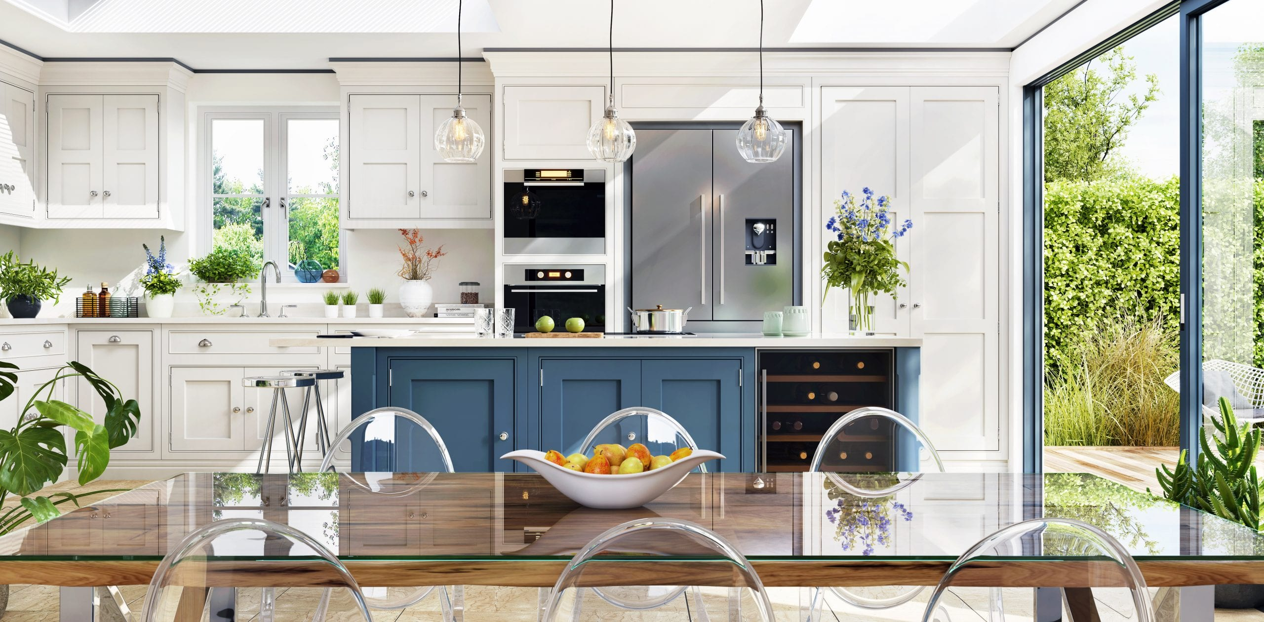 What Color Should I Paint My Kitchen Cabinets Seattle Style Remodel